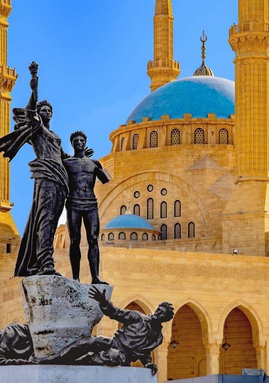 Viagem para o Líbano - Excursy