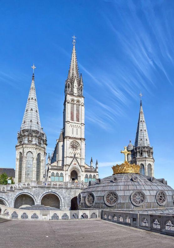 Viagem para os Santuários Europeus