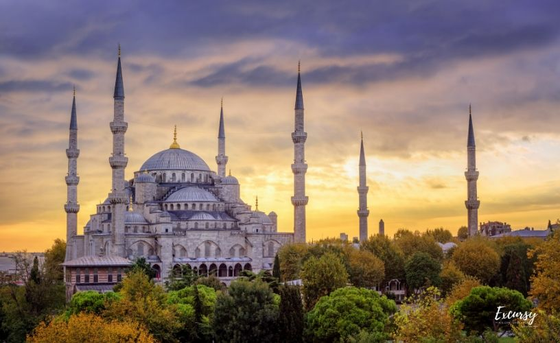 Mesquita Azul (Istambul)