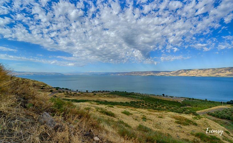 Mar da Galileia