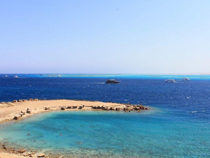 Mar Vermelho no Egito