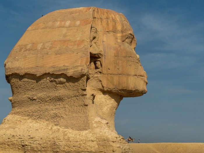 Esfinge do Egito