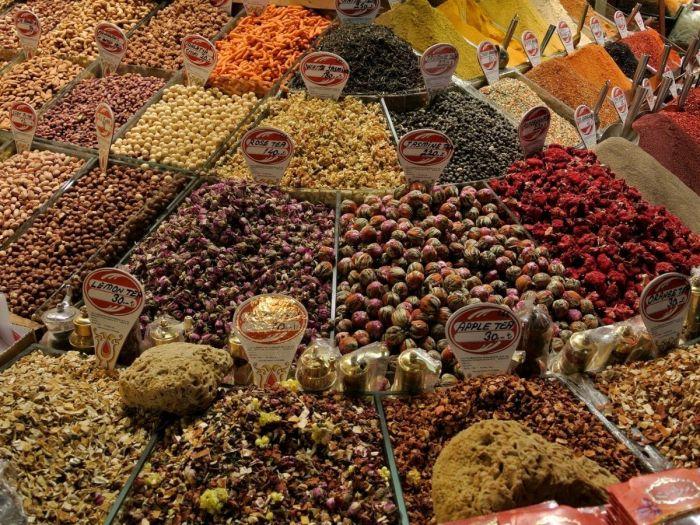 Grand Baazar em Istambul, Turquia