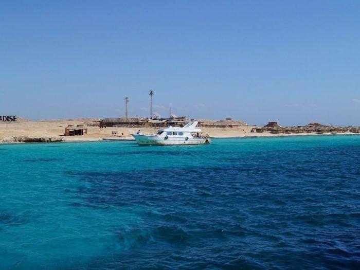 Mergulho no Mar Vermelho, Egito