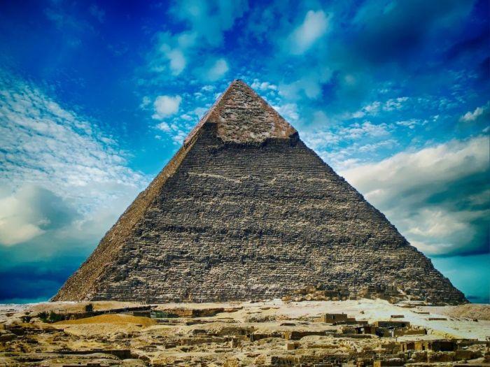 Pirâmides de Gize, Egito