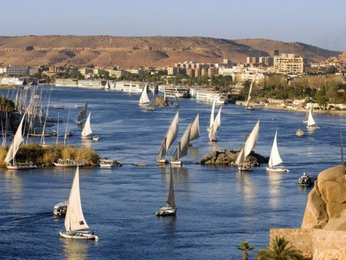 Cruzeiro pelo Rio Nilo, Egito