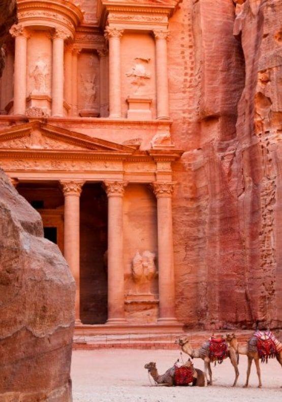 Viagem para a Jordania