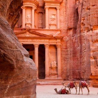 Viagem para a Jordânia - Excursy