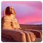 Esfinge- Cairo- Egito