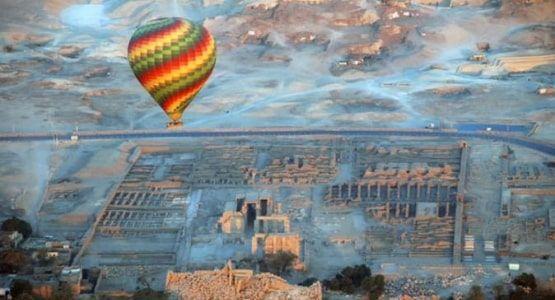 Passeio de Balão - Luxor